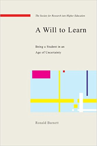 A Will To Learn book cover