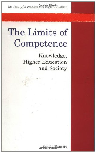 The Limits of Competence book cover